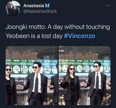 Korean Drama Tv, Korean Drama Quotes, Kdrama Memes, Song Joong Ki, Motto, Attic, Feminism, All About Time, Asian