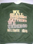 """""""Overcome"""" Crewneck Sweater"""