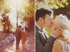 Vintage Inspired California Wedding: Samantha + Josh