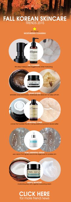 Looking for the perfect Fall Korean Skincare Trend? Find out what routine trends…