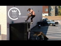 SUPRA'S VIDEO: Studio To The Streets: The Hammer