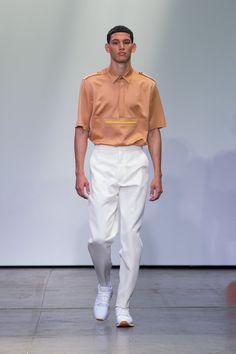 Carlos Campos | Menswear - Spring 2019 | Look 3