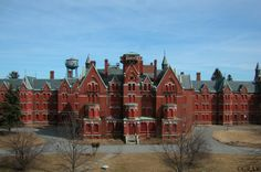 Danvers State Asylum for the Mentally Insane in Massachusetts. Not to be totally morbid or anything but I'm so interested in insane asylums..I want to tour an abandoned one!