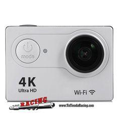 73,32€ - ENVÍO SIEMPRE GRATUITO - Cámara Deportiva Ángulo Amplio 170º EKEN H9R 4K Ultra HD 2.4G Control Remoto Remote WiFi - TUTIENDARACING