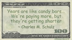 Schulz Money Quote saying out life gets more costly while it gets shortened every day How To Look Rich, How To Become Rich, That Look, Rich Quotes, Short Quotes, Trust, Little Things Quotes, Zig Ziglar, Money Quotes