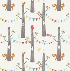 Circa 52 Organic - Woodland Party - Monaluna - Birch