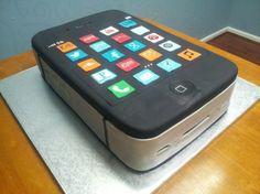 #iphone #iphonecake #Aspoonfullasugar #Groomscakes