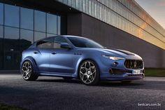 Novitec deixa Maserati Levante mais largo e potente   Best Cars