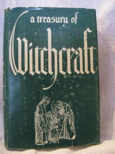 A special edition book on Witchcraft.