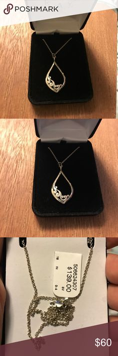 lois hill necklace Lois by Lois hill tear drop necklace sterling silver. This would make a perfect gift  Lois Hill Jewelry Necklaces