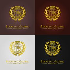 Logotipo para StrategicGlobal