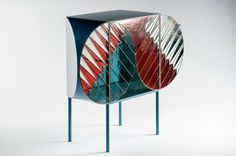 Credenza collection by Patricia Urquiola and Federico Pepe