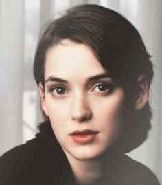 Winona Ryder (I had the biggest crush on her in my 20's. I mean look at her! Gorgeous in every way!!!)