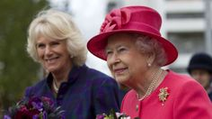 The Queen and The Duchess of Cornwall visit the Ebony Horse Club in Brixton
