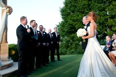 Gaillardia wedding