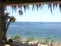 What a great relaxing spot with a great view! Amante Beach Club - Ibiza