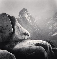 Huangshan Mountains, Study 27, Anhui, China, 2009  by Michael Kenna