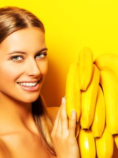 Bananen zum Frühstück machen schlank