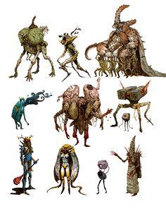 Fantasy Creatures.