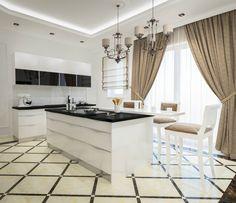 Die richtige Küche für jede Raumgröße