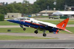 Sepecat Jaguar T2 - UK - Air Force | Aviation Photo #0788612 | Airliners.net