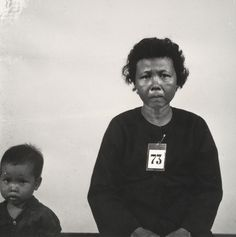 Khmer Rouge / Nhem Ein. Untitled (prisoner #73 of the Khmer Rouge). 1975-79