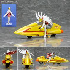 。EX合金 科学忍者隊ガッチャマン G-3号 リペイントver. アート・ストーム 【未定予約】