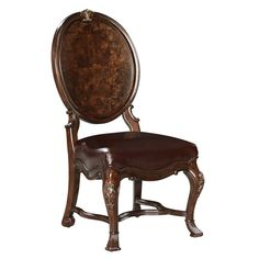 Casa D'Onore - Wood Side Chair - 443-11-60 - Dining Room Chair - Stanley Furniture