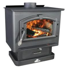 US Stove, 2,000 sq. ft. EPA Certified Wood-Burning Stove, 2000 at The Home Depot - Mobile