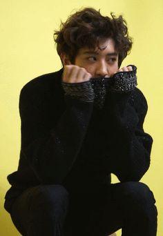 170124 EXO Vyrl Update: ICE TRAY + POSTCARD SET + Chanyeol on CeCi Korea Magazine - EXOdicted - EXO Fansite