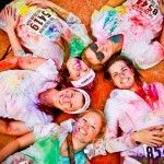 14th April - 'The Happiest Run on the Planet' The Colour Run on the Gold Coast