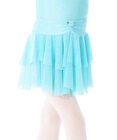 Mondor Blue Taffy Tutu - Toddler & Girls by Mondor #zulily #zulilyfinds