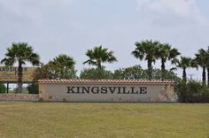 Kingsville- came here for a regional powerlifting meet when I was in high school. And we came here for a friends wedding. We had so much fun. Even came away with a huge bottle of crown!