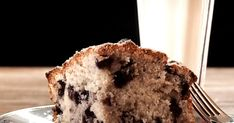 Découvrez cette recette de Pouding aux bleuets pour 4 personnes, vous adorerez! Jus D'orange, Muffin, Pie, Breakfast, Desserts, Food, Candy Bars, Meal, Puddings