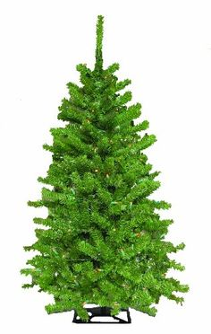 Barcana 4Foot Green Mountain Tabletop Christmas Tree with 150 5mm LED Soft White Mini ** Read more  at the image link.