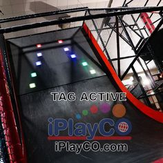 iPlayCO is proud to introduce TAG Active as the newest products in our Adrenaline Park Equipment line.  TAG Active promotes fitness, fun, and competition. TAG is a new concept in social active leisure through the technological gamification of physical events. A creative blend of physical obstacles and challenging events with immersive activities that make up the multilevel, multi-zoned TAG Arenas.   #iPlayCo #TAGactive #TAGjr #TAGcybertowers #AdrenalineParks Park Equipment, Game Data, Modular Walls, Fitness Fun, Towers, Cyber, Physics, All About Time, Competition