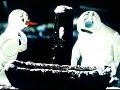 DVA MRAZÍCI je československý animovaný film režiséra a animátora Jiřího Trnky z roku 1954 a pojednává o dvou mrazících, jeden je ustrašený a druhý nebojácný. Škádlí dřevorubce, kteří si chodí do lesa pro dříví. Vždy mrazík vstoupí do dřevorubce a ten zmrzne. Až narazí na jednoho, který to mrazíkovi pořádně vytmaví. Hlasy propůjčili herci Vlasta Burian a Jan Werich.