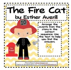 Sequence of Events- Pitner's Potpourri: The Fire Cat -- Freebie