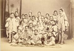 Ecole juive, Tunis vers 1890