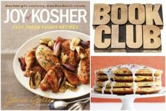 Host Your Own Cookbook Club and get a free copy of our new Joy of Kosher Cookbook!!