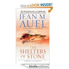 The Shelters of Stone (Earth's Children, Book Five): with Bonus Content