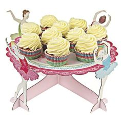 Take a look at this Little Dancers Ballet Cake Stand by Meri Meri on today! Ballerina Party, Ballerina Cakes, Little Ballerina, Angelina Ballerina, Ballet Cupcakes, Sweetly Cake, Dancer Cake, Cake And Cupcake Stand, Cake Stands