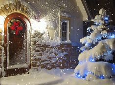 GIFS BEAUTIFUL: Christmas and happy new year things found on the web