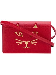 Shop Charlotte Olympia 'Feline' wallet in Julian Fashion from the world's best independent boutiques at farfetch.com. Shop 300 boutiques at one address.