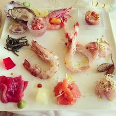Raw fish selection. #healthyfood #fish - @Melissa Z.- #webstagram