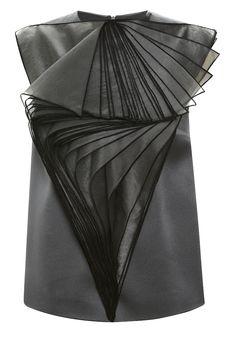 98c8b12676674 Японская грамота Fabric Manipulation, Christopher Kane, Love Fashion,  Fashion Design, Sculptural Fashion