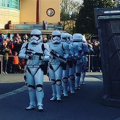 Storm troopers @disneylandparis