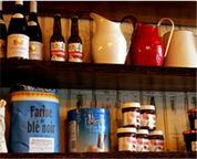 La petite auberge Liquor Cabinet, Restaurants, Storage, Home Decor, Purse Storage, Decoration Home, Room Decor, Larger, Restaurant