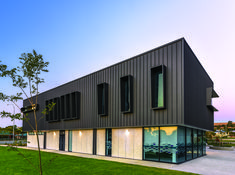COLORBOND® steel, Australia's favourite steel building material for over 50 years, introduces an elegant matt finish to complement the latest building design trends.