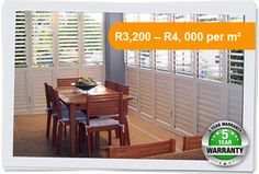 Shutter Secure offers the best in Security Shutters and Privacy Control - Internal Blinds, Wooden Blinds, Security Shutters, Roller Blinds and more! Security Shutters, Iron Ore, Outdoor Furniture Sets, Outdoor Decor, Roller Blinds, Home Decor, Collection, Decoration Home, Room Decor